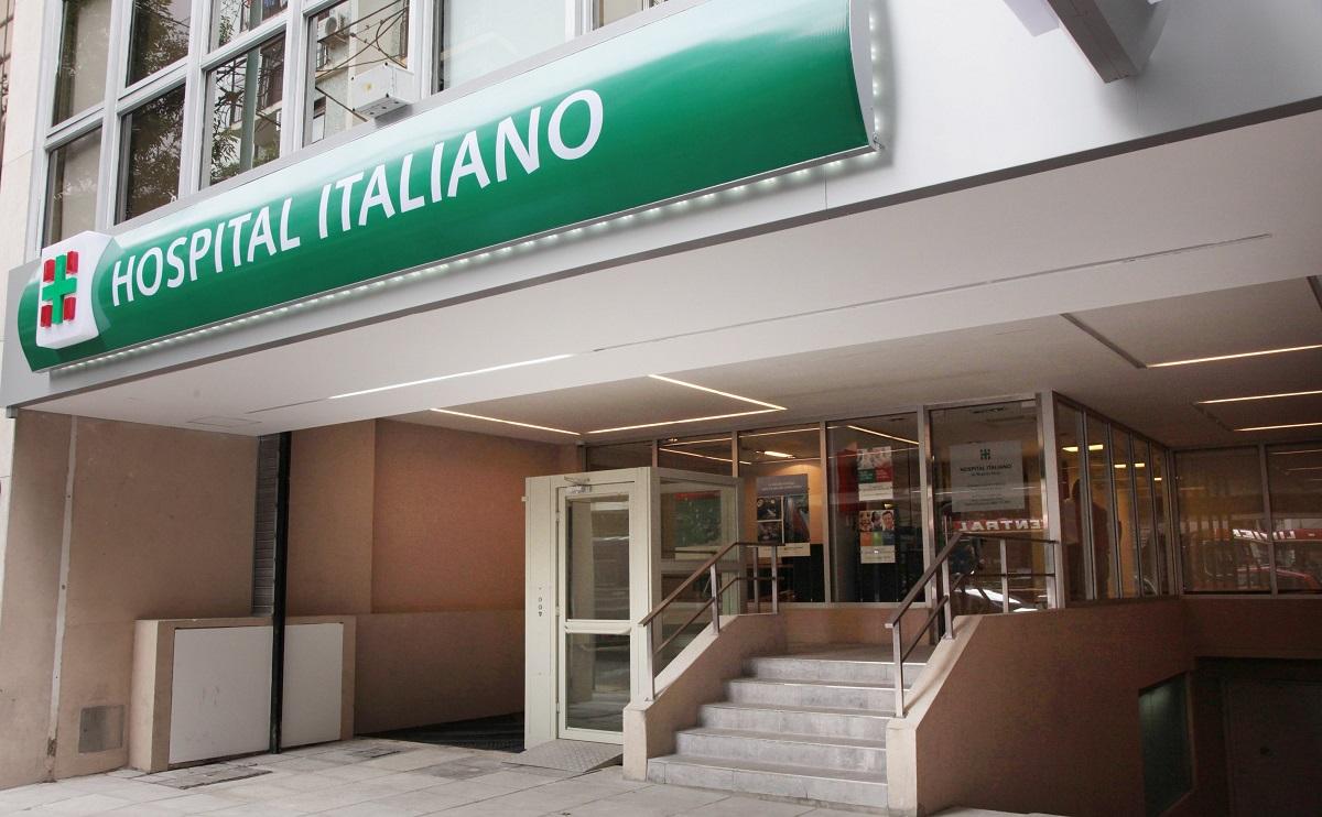 Risultati immagini per ospedale italiano di buenos aires