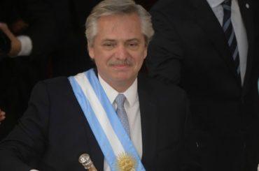 Argentina alberto fernandez presidente programma