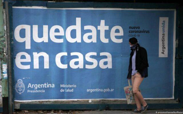 argentina coronavirus numero casi morti vaccinazione