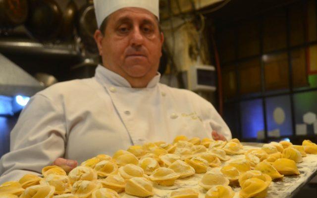 ariel david paoletti cuoco personale presidente argentina