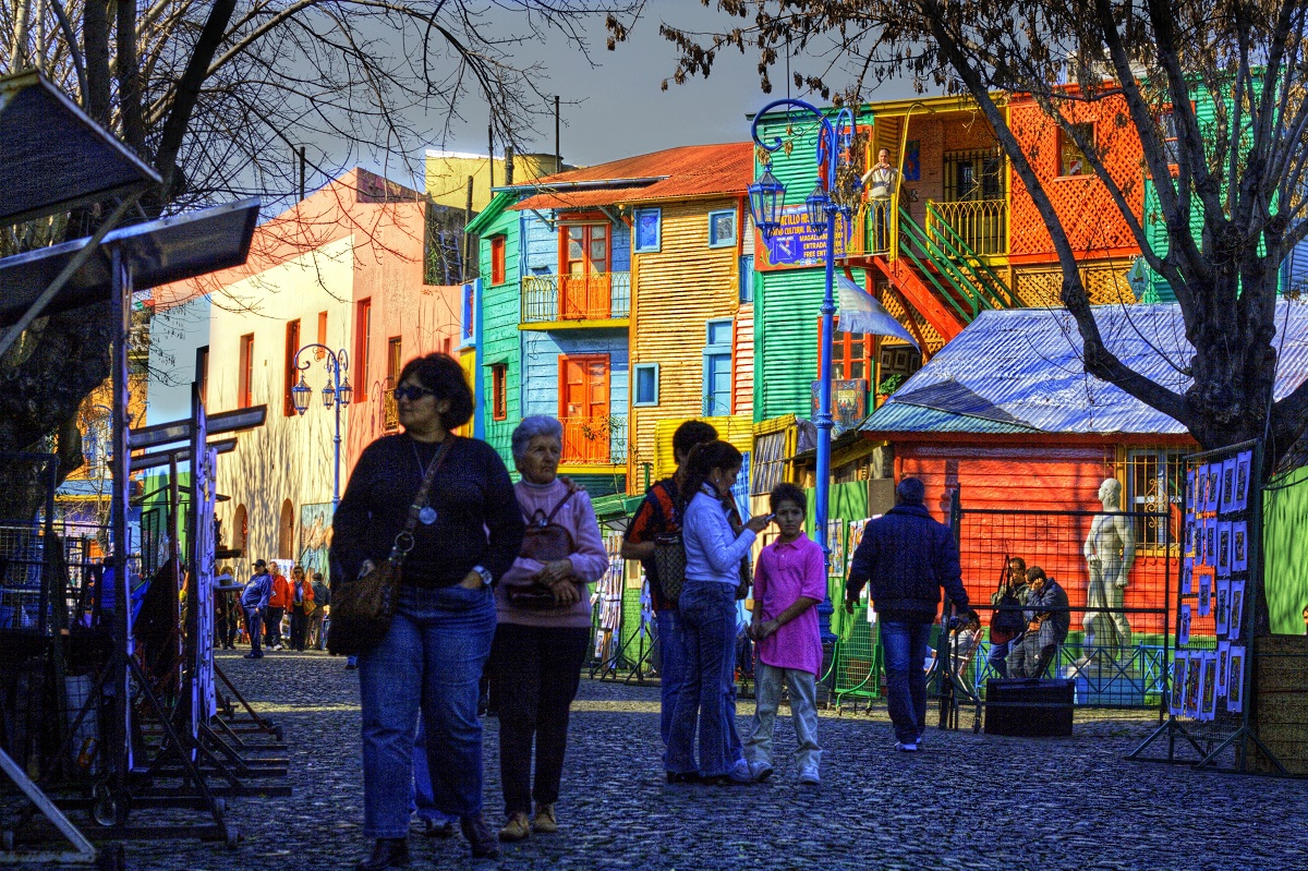 coronavirus in argentina buenos aires la boca video turismo