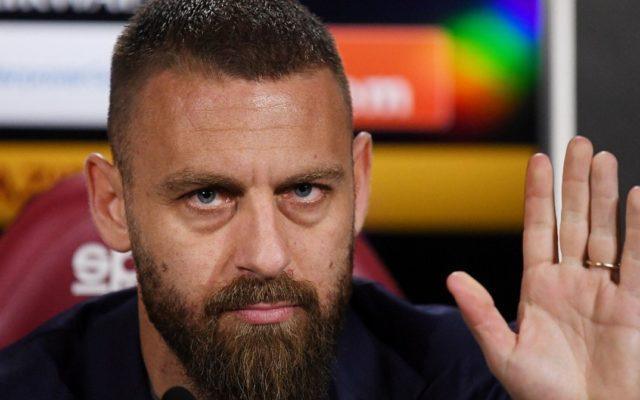 daniele de rossi intervista allenatore boca juniors