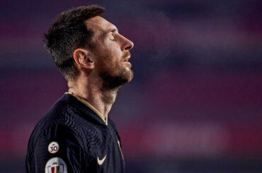 lionel messi barcellona record pelé gol stesso campionato