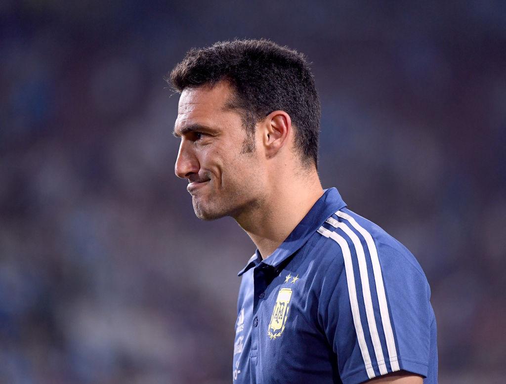 scaloni argentina raking fifa nazionali