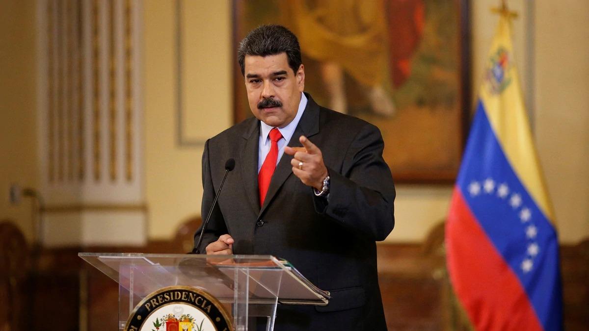 nicolas maduro venezuela mandato