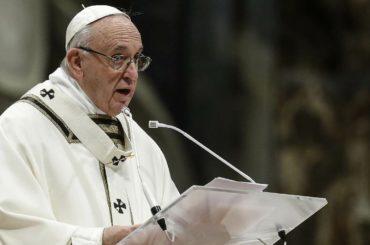 papa francesco 50esima giornata mondiale della terra