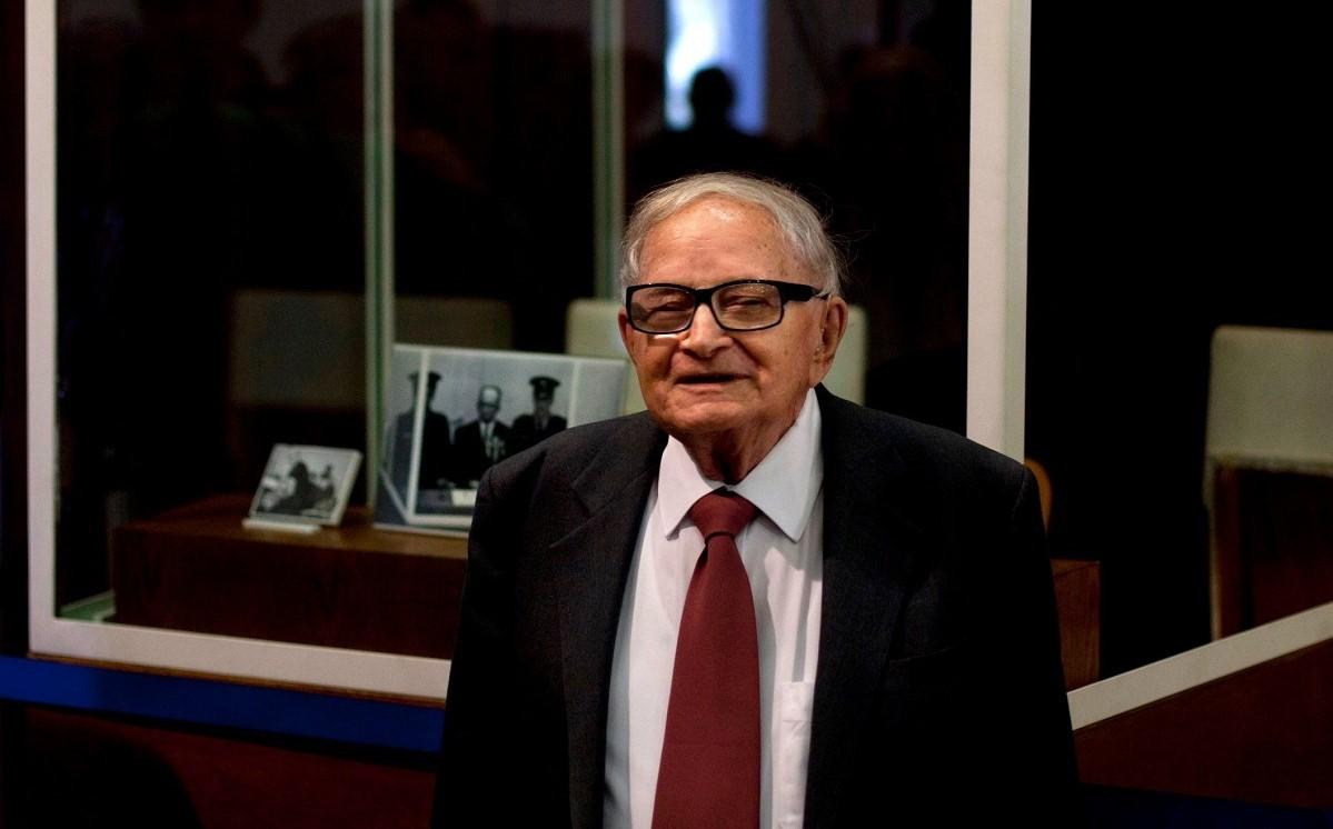 Rafi Eitan adolf eichmann