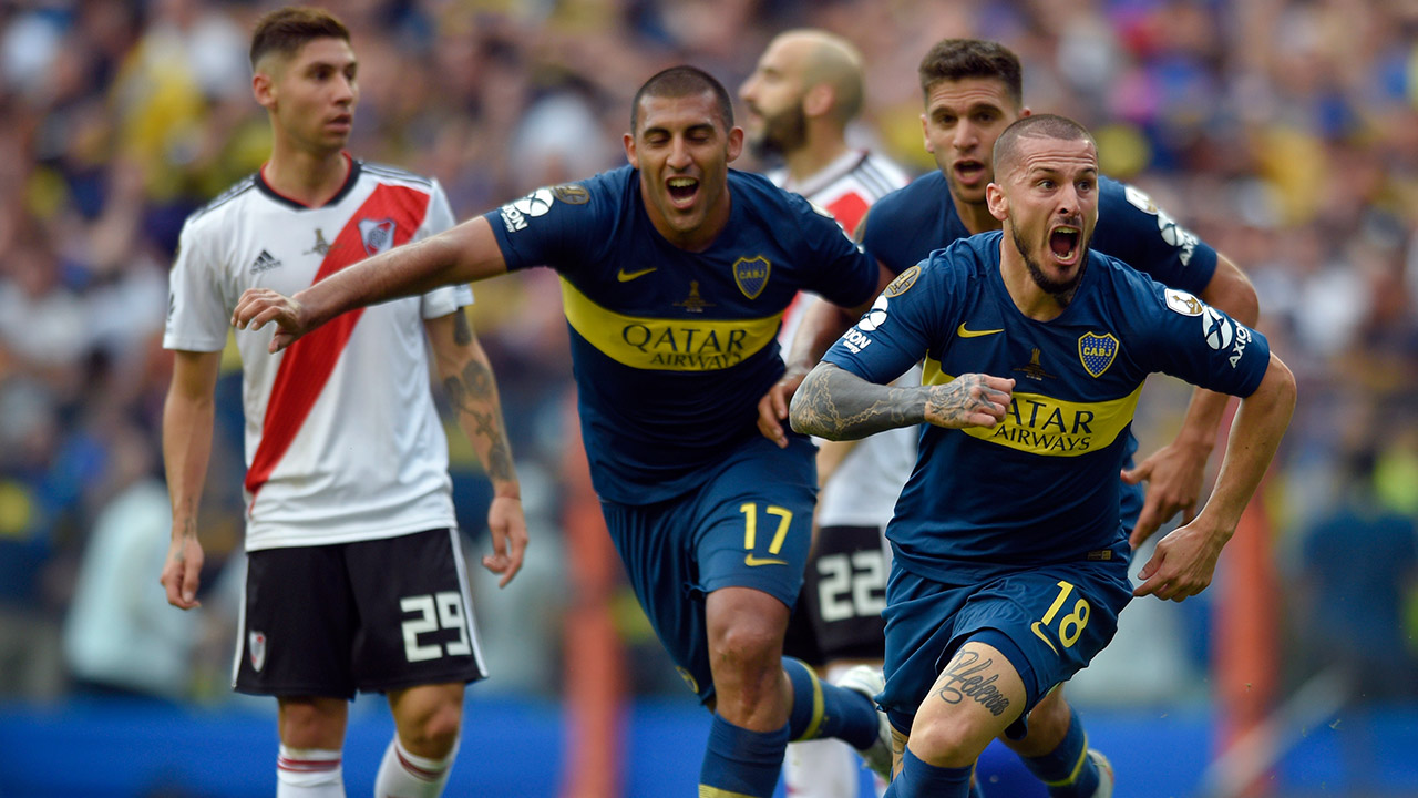 River Plate Boca Juniors diretta live streaming