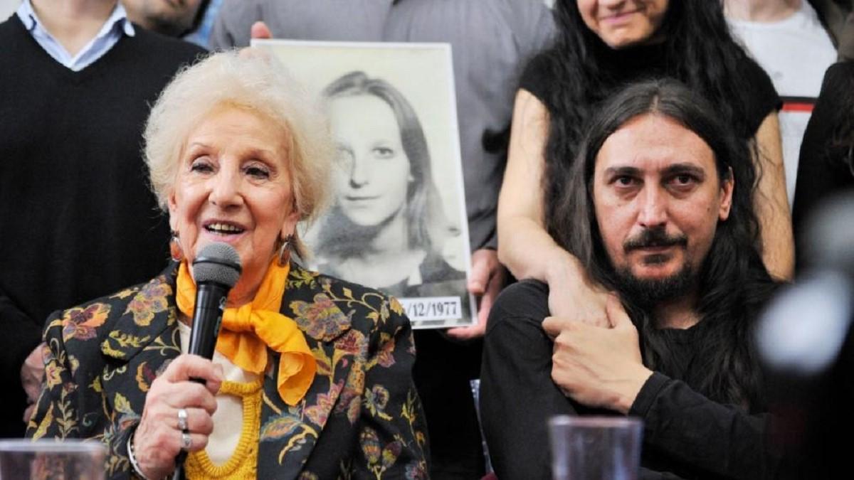 Abuelas di Plaza de Mayo Javier Matías Darroux Mijalchuk nipote 130
