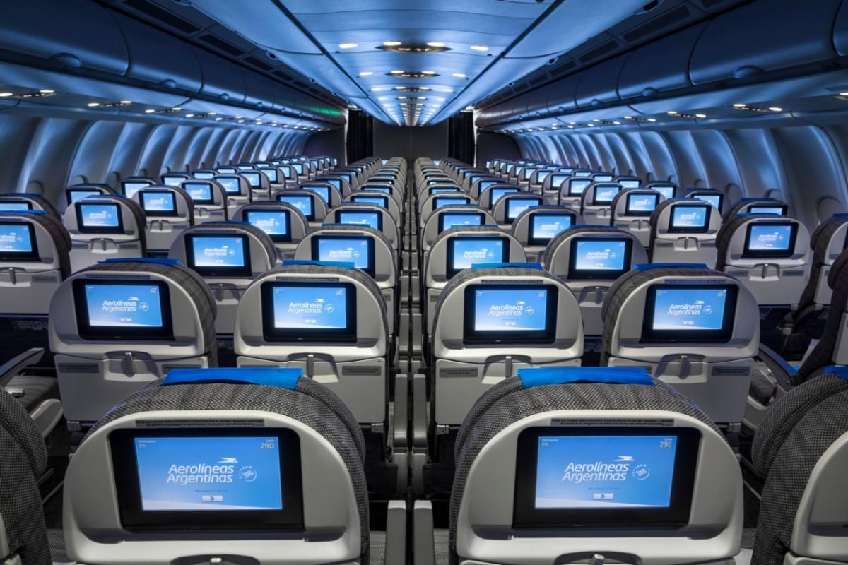 aerolíneas argentinas ripresa voli roma buenos aires