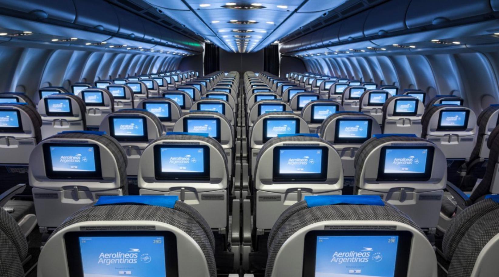 voli aerolineas argentinas nuovo protocollo sicurezza