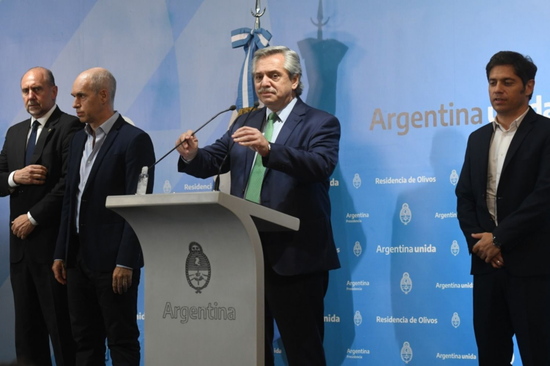 coronavirus in argentina proroga quarantena 26 aprile