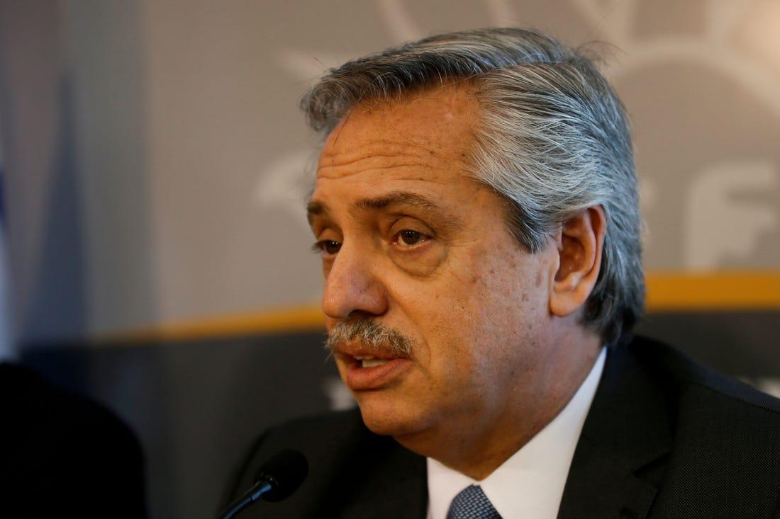 alberto fernandez crisi misure economiche rattazzi fiat argentina