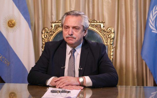 alberto fernandez assemblea generale onu argentina debito fmi
