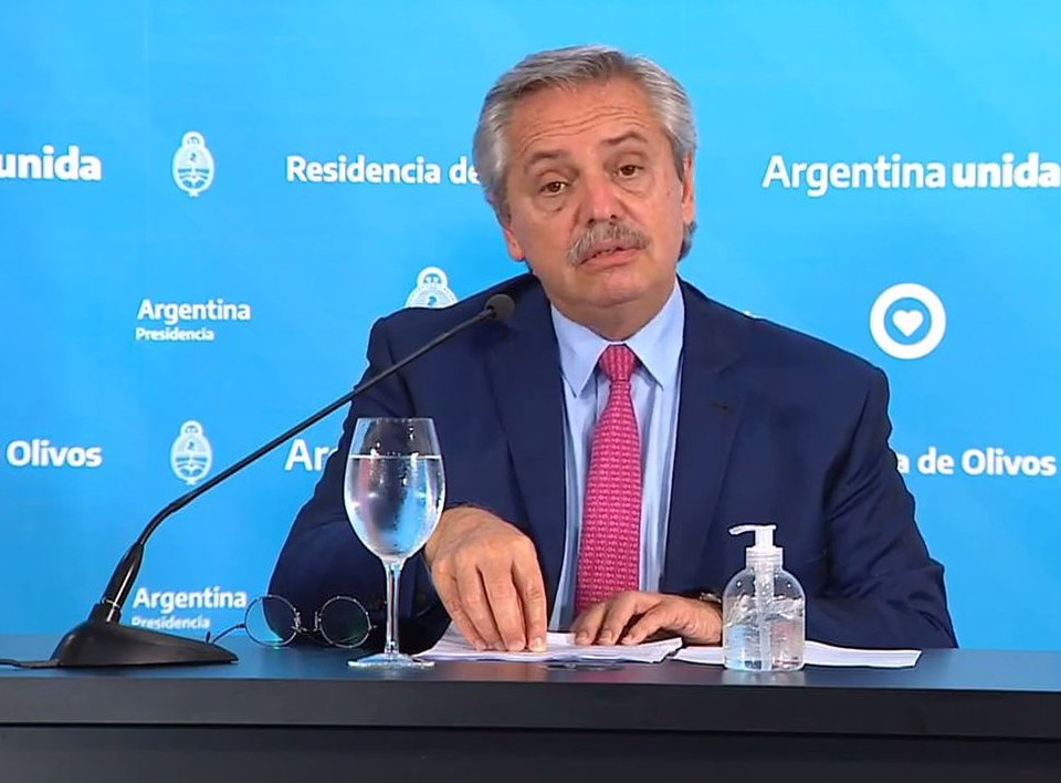 coronavirus paolo rocca techint argentina licenziamenti fernandez