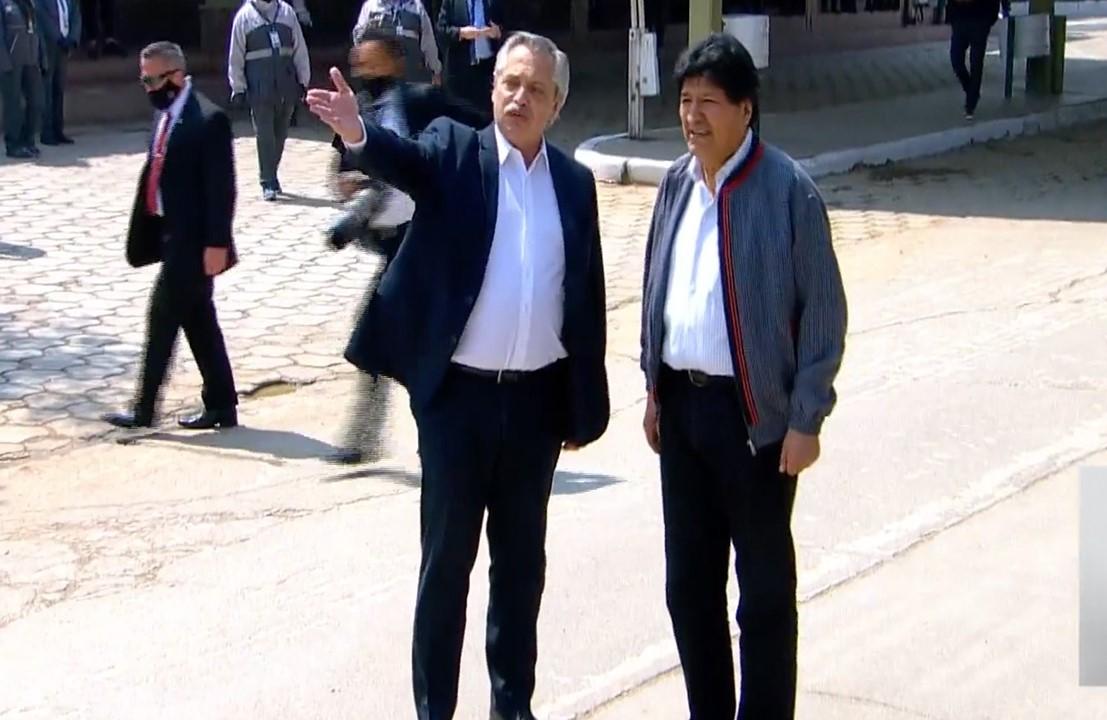 presidente argentina alberto fernández isolamento tampone negativo covid