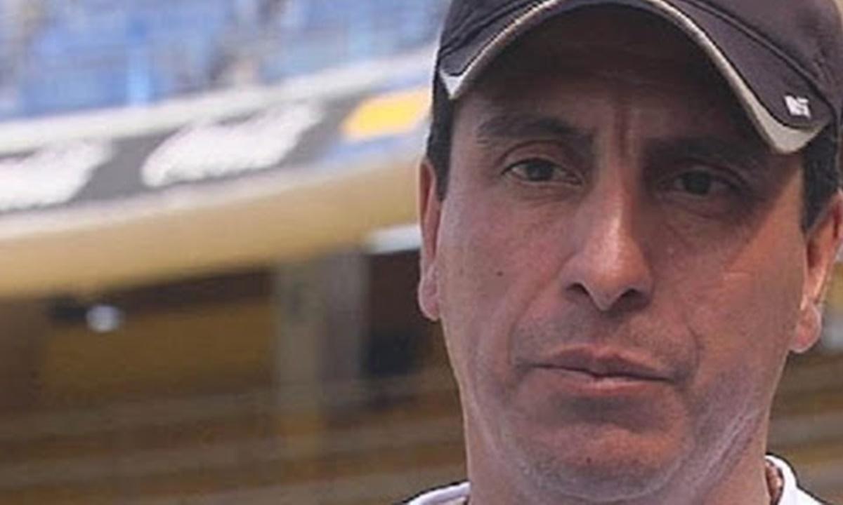 alfredo graciani morto boca juniors argentina