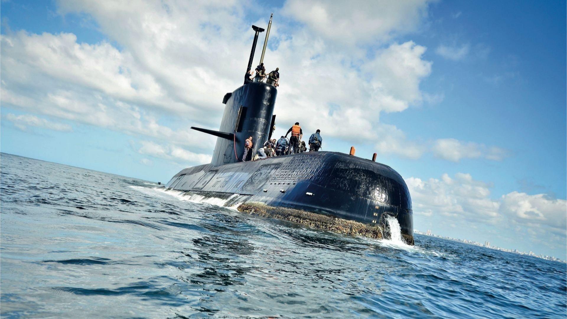 ara san juan sottomarino argentino