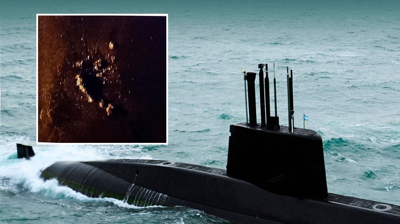 ara san juan sottomarino recupero