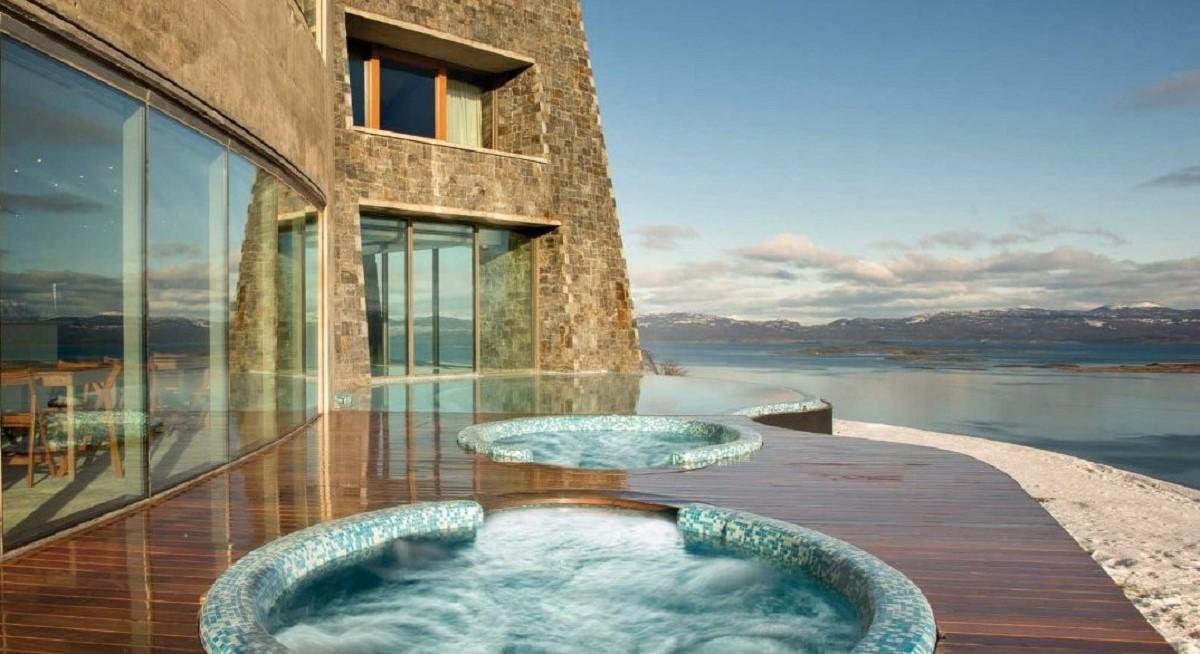 hotel di lusso in Argentina patagonia ushuaia