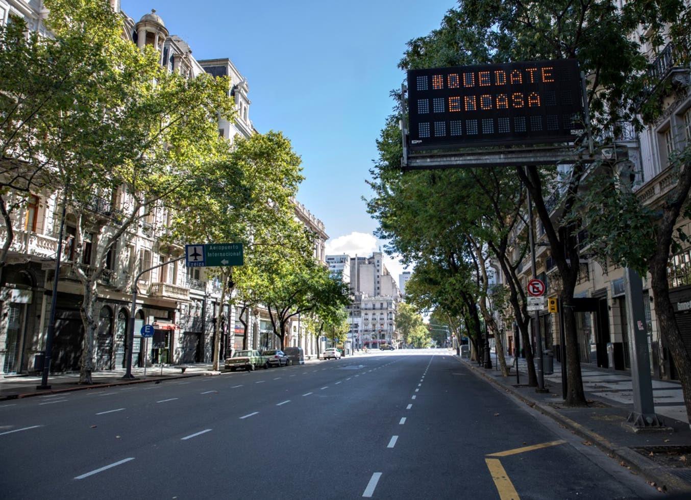 argentina quarantena buenos aires