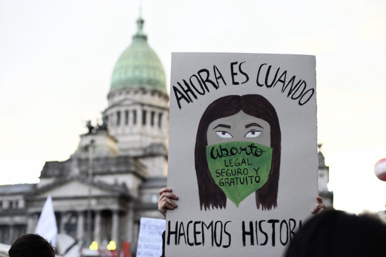 legalizzazione dell'aborto in argentina votazione senato chiesa