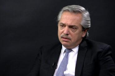 argentina aggressione incidenti auto presidente alberto fernandez chubut
