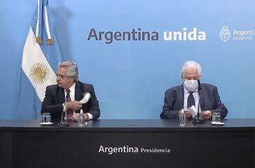 argentina autorizza uso emergenza vaccino covid pfizer sputnik v