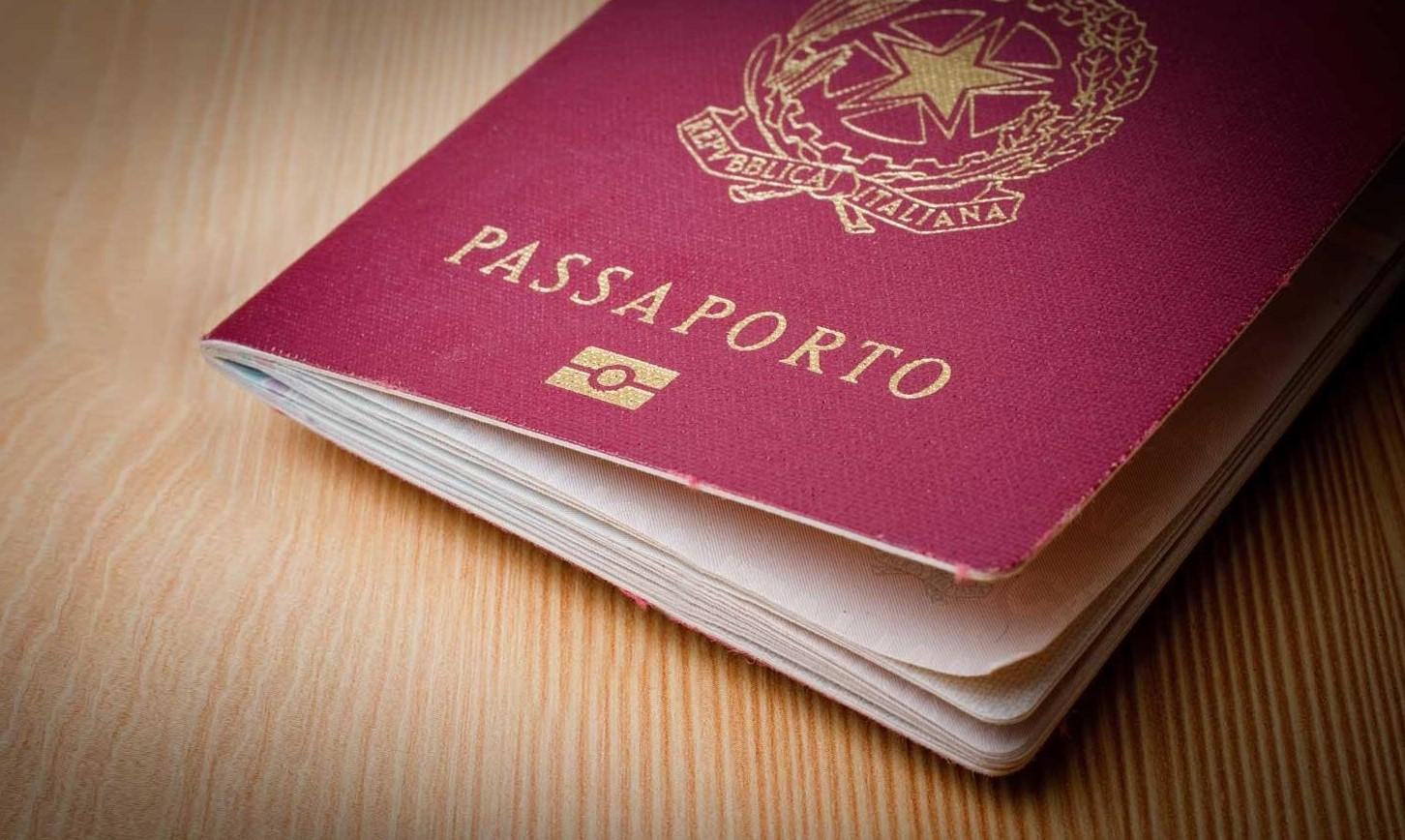 passaporto italiano argentina bahia blanca