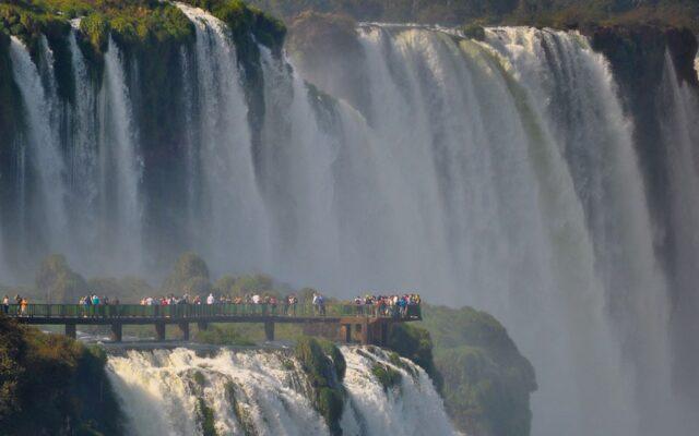 argentina cascate delliguazu meraviglie natura mondo