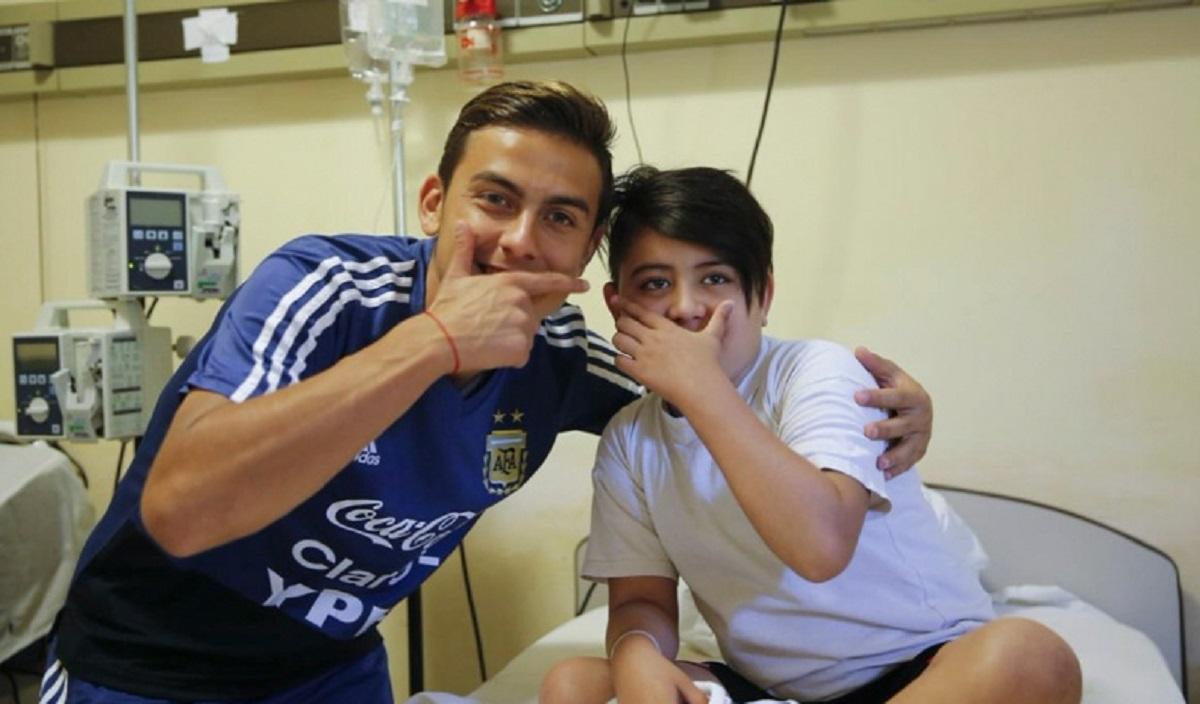 seleccion argentina ospedale bambini