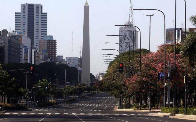 coronavirus in argentina situazione contagi morti buenos aires