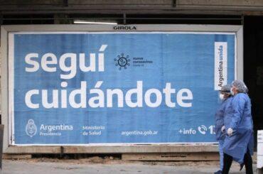 argentina coronavirus aumento casi seconda ondata autunno vaccini