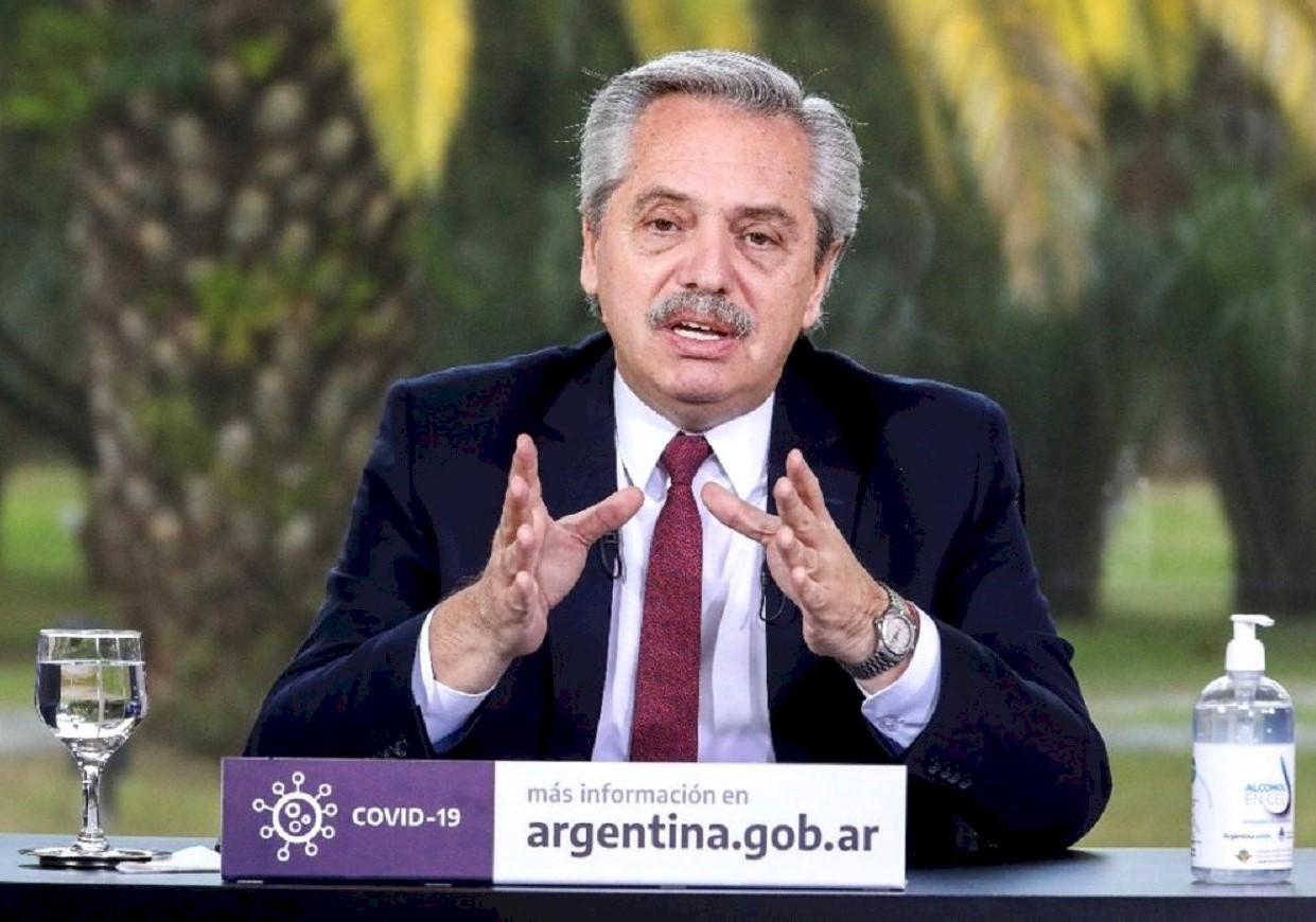 coronavirus in argentina estensione misure ottobre