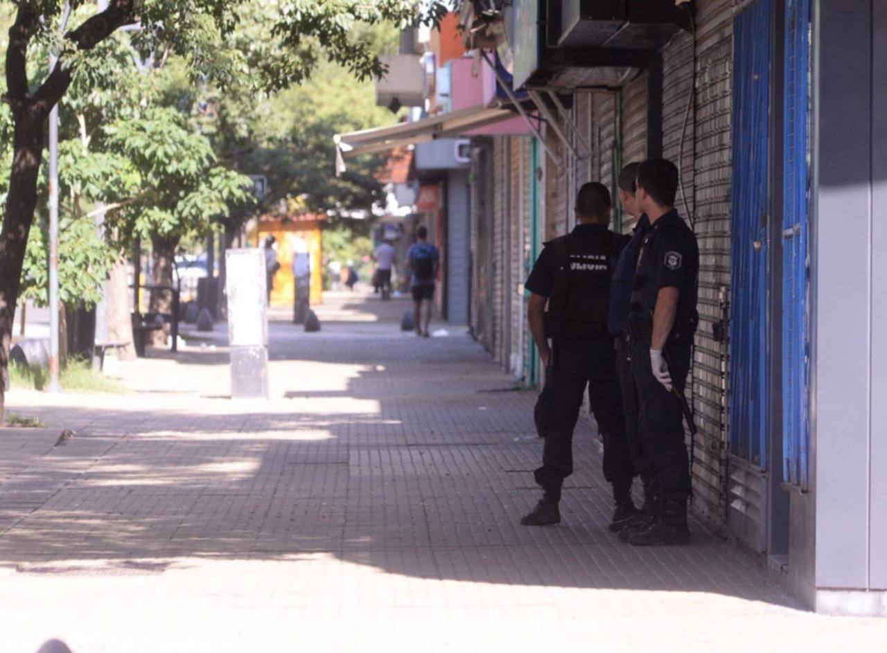 coronavirus in argentina quarantena controlli arresti