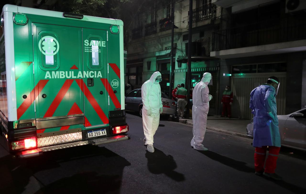coronavirus in argentina record casi morti situazione ottobre
