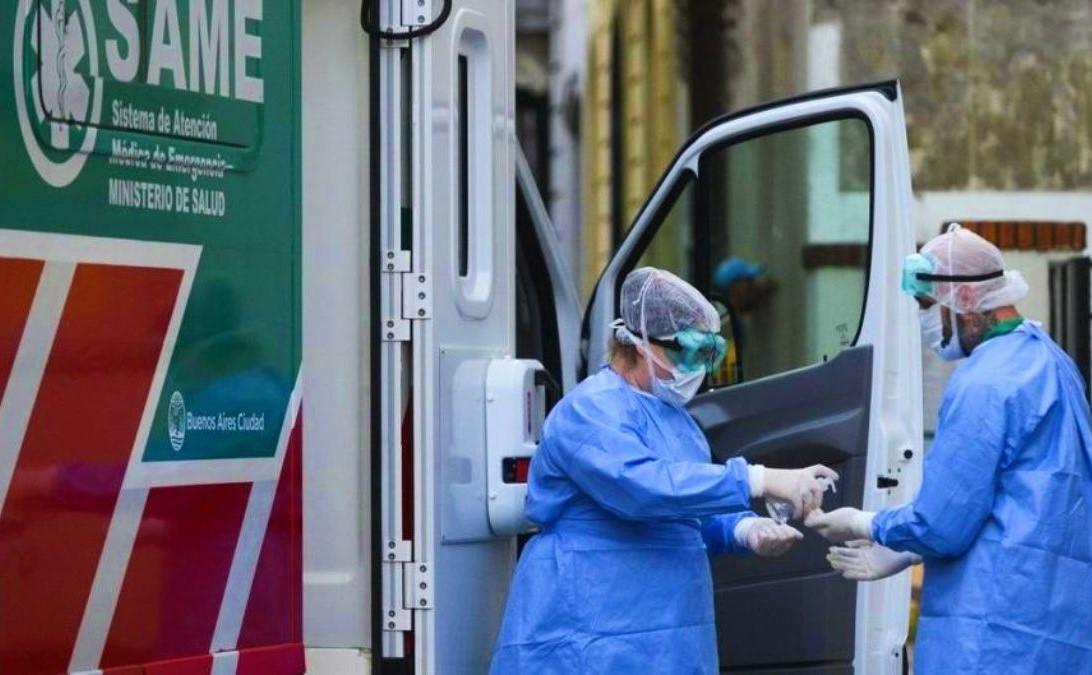 coronavirus argentina casi contagi morti situazione quarantena