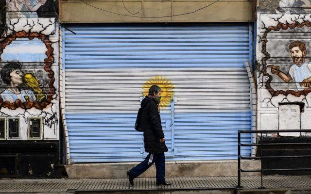 argentina covid 5 milioni casi morti situazione paese