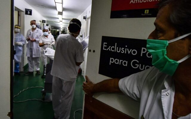 argentina covid seconda ondata terapie intensive