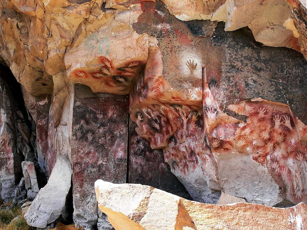 patagonia argentina siti patrimonio unesco cueva de las manos