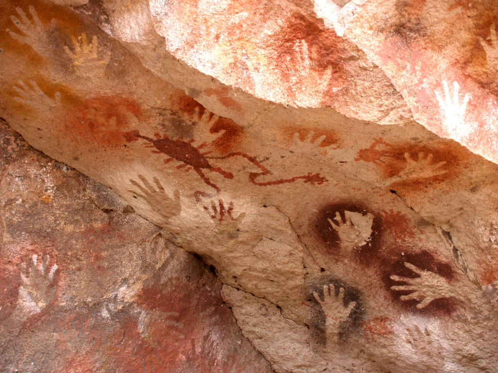 cueva de las manos argentina