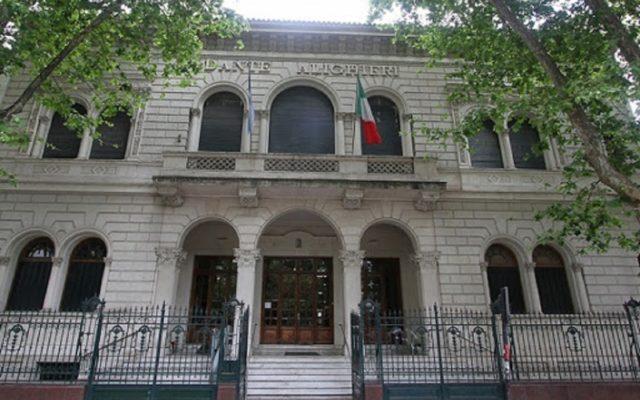 argentina dante alighieri rosario 110 anni