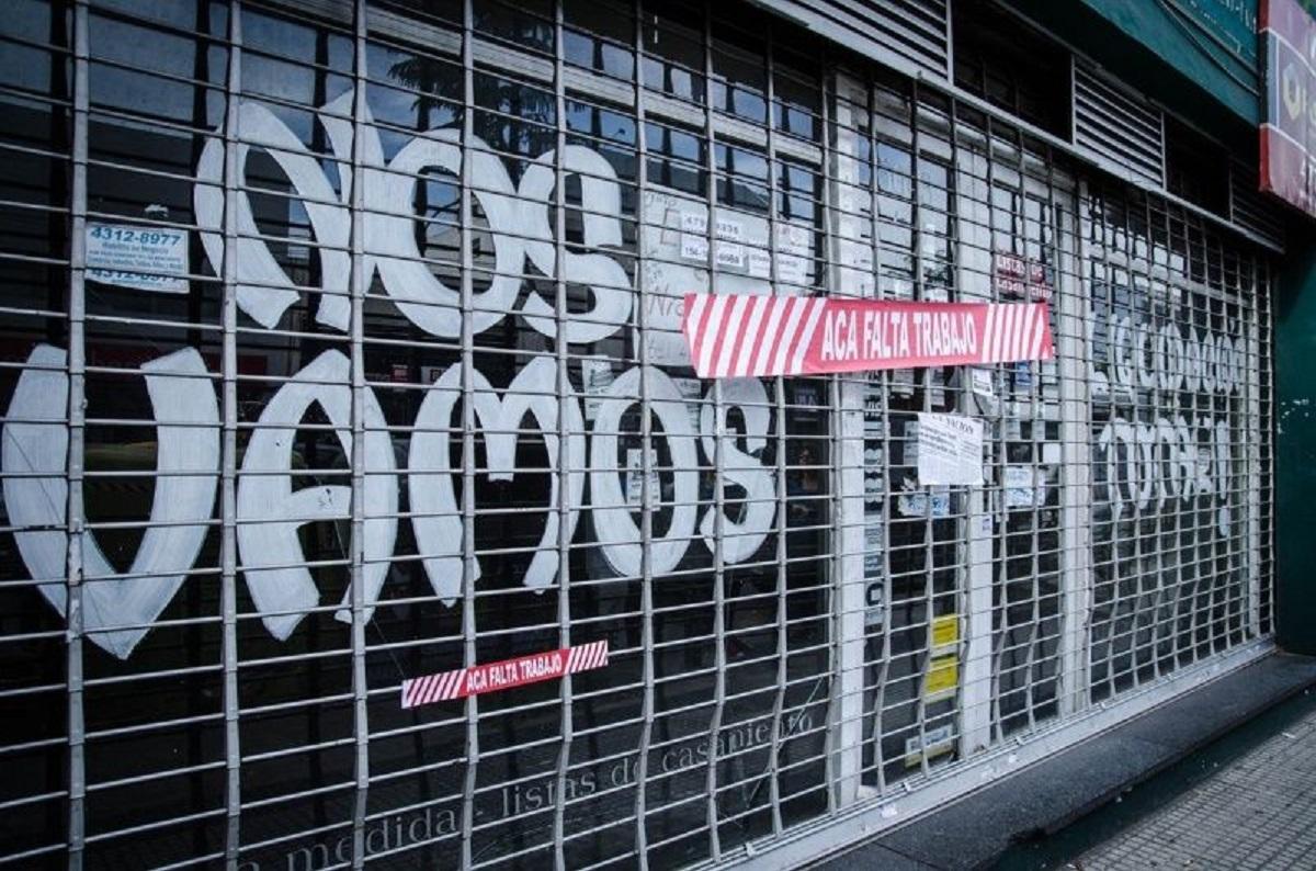 argentina disoccupazione 2018