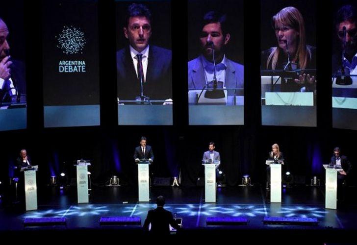 elezioni argentina 2019 dibattito candidati presidenza