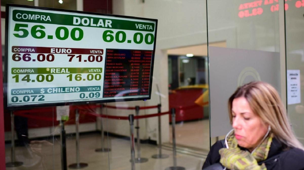 dollaro peso argentino spread elezioni argentina