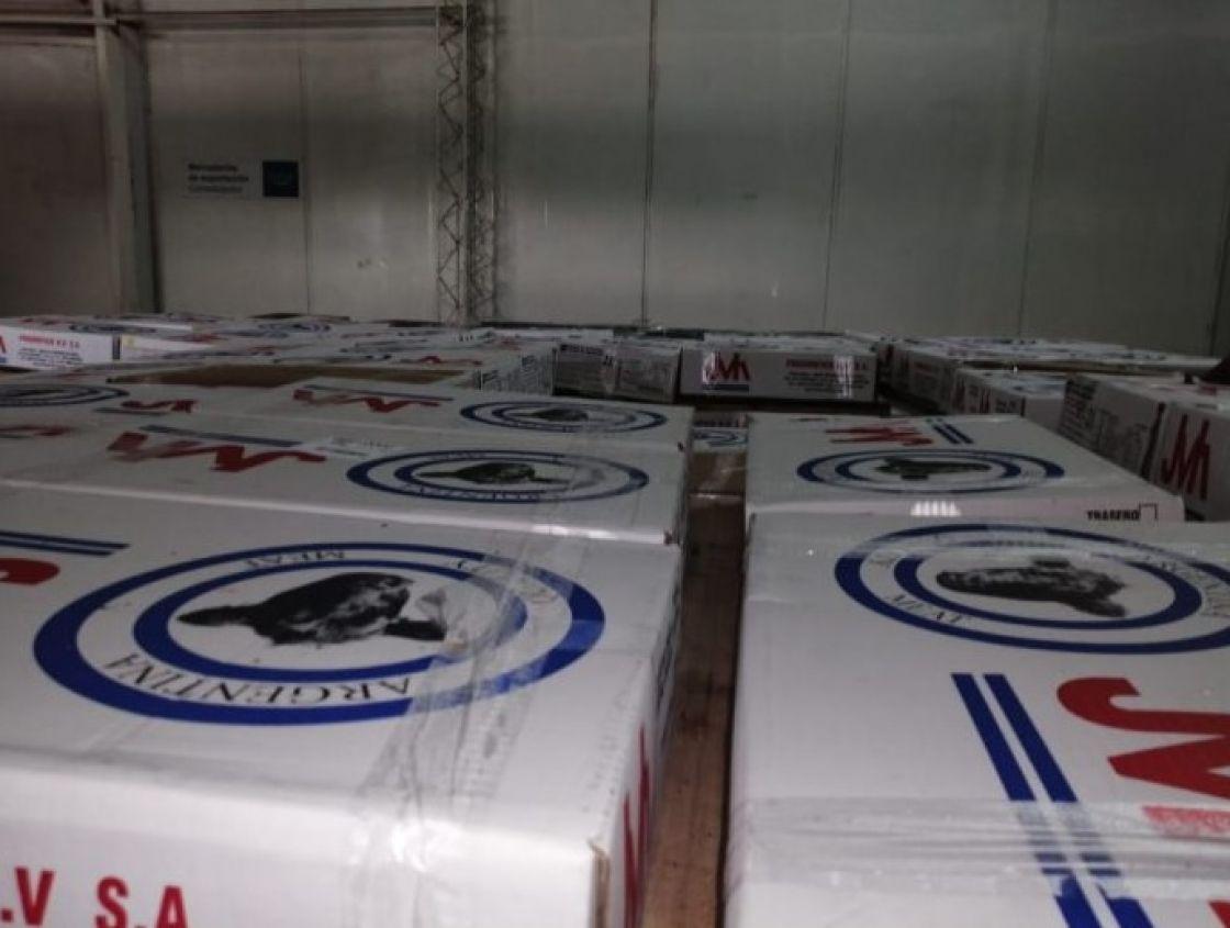 argentina export cina brasile aprile 2020