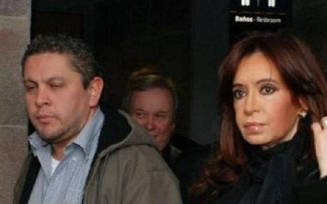 argentina fabian gutierrez morto segretario cristina kirchner