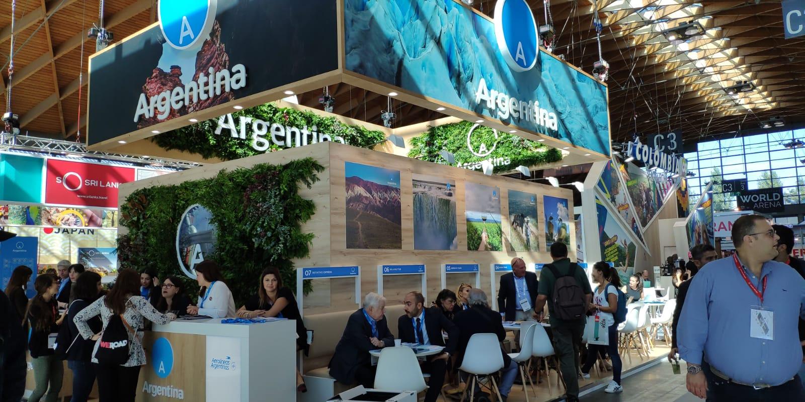 turismo in argentina italiani