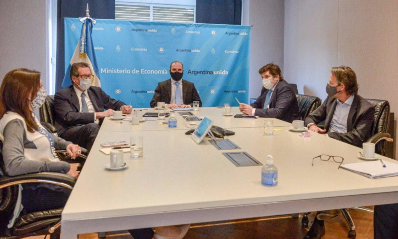 fmi argentina missione ristrutturazione debito aiuti