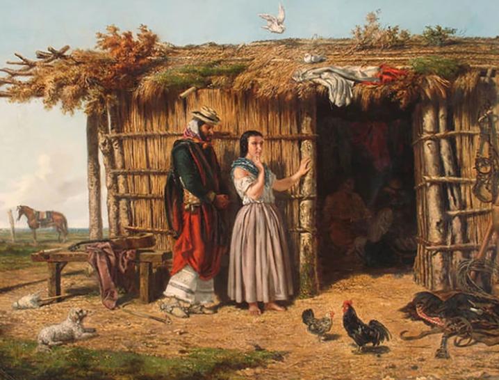 argentina el gaucho martín fierro storia significato opera